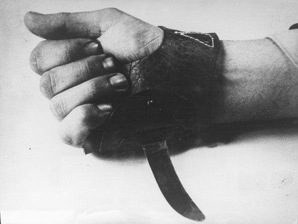 """Нож под названием """"Сербосек"""" (в переводе с хорватского - серборез) является одним из самых кровавых и, не побоюсь этого слова """"грязных"""" ножей"""