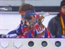 29.11.2005. Биатлон. Кубок мира 2005/2006. 1 этап. Эстафета. Мужчины