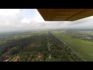Cambodian flights cut