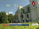 Масштабная реставрация началась в Софийском соборе в Полоцке