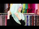 Neng Geulis Hijab Tutorial 12 Neda Halfmoon