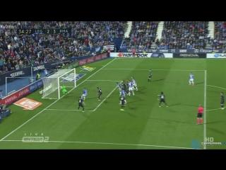 CD Леганес - Реал Мадрид CF, 2-3, гол Лусиано