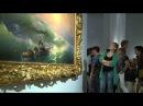 Les chefs d'oeuvre marins d'Ivan Aïvazovski s'exposent à Moscou