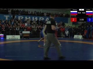 ГРАН ПРИ ПОДДУБНЫЙ 85 кг 1/2 ЧАКВЕТАДЗЕ - ВИКВАЕВ