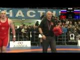 До 98 кг: Муса Евлоев - Никита Мельников ГРАН ПРИ ПОДДУБНЫЙ-2017