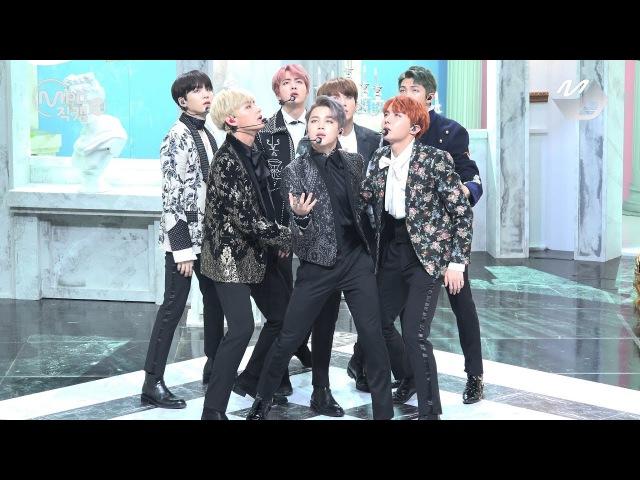 [MPD직캠 4K] 방탄소년단 직캠 피 땀 눈물 BTS Blood Sweat Tears Fancam @엠카운트다운_161013