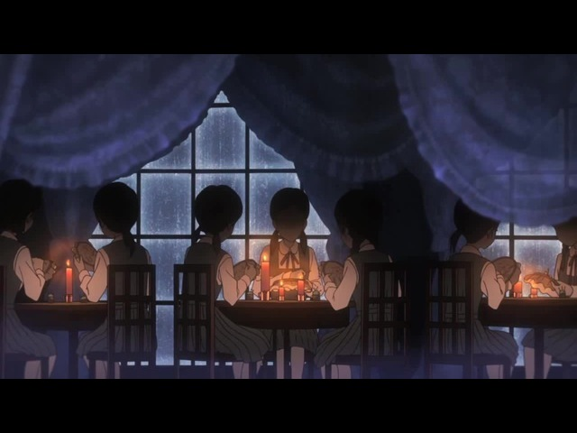 Flip Flappers\Хлопушка-раскладушка (Беги) · coub, коуб