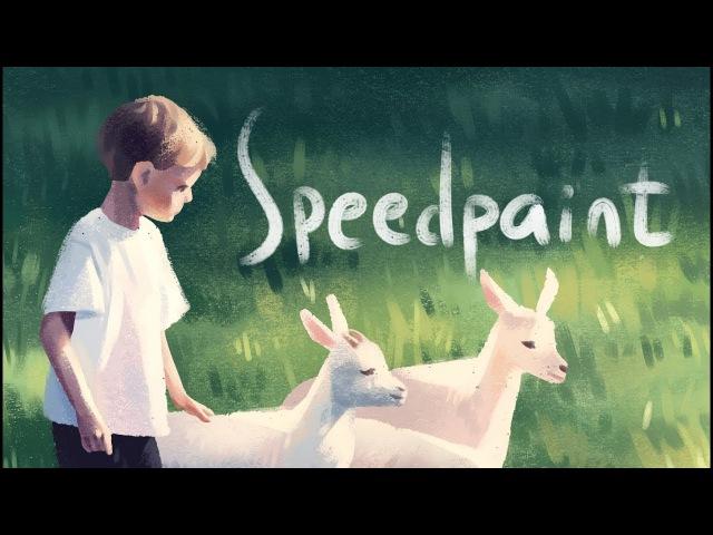 Speedpaint 1