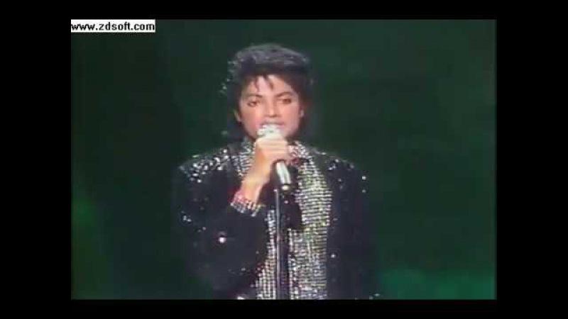 Майкл Джексон 1983 первая лунная походка . Michael Jackson 1983 the first moonwalk