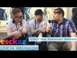 ESCKAZ in Jerusalem Interview with JOWST and Aleksander Walmann (Norway) at Israel Calling
