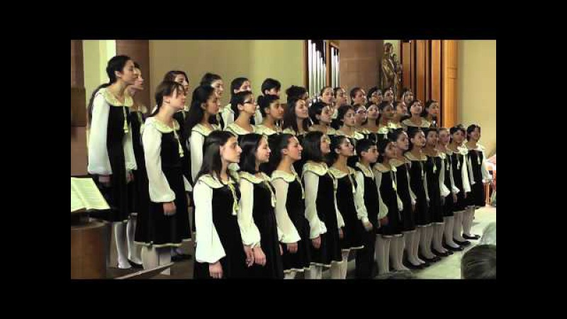 Babylon's fallin'- Negro Spiritual-Little Singers of Armenia