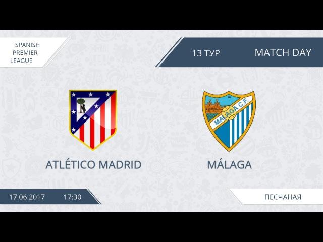 AFL17. Spain. Primera. Day13. Atletico Madrid Malaga
