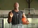 Michael Jordan teaches how to practice free throws