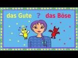 Deutsch: Liebe, Trost, Freude - Gefühle + abstrakte Begriffe - German for children + beginners