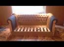 изготовление дивана дома