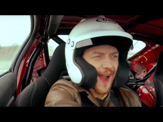 James McAvoy In The NEW Reasonably Fast Car - Top Gear