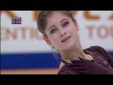 [16-17] Юлия Липницкая Rostelecom Cup 2016 Короткая программа 04.11.2016 [no comments]