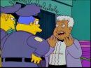 The Simpsons Tito Puente Senor Burns English