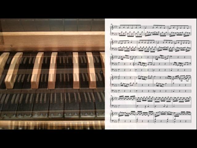 Johann Pachelbel - Ciacona in f-moll / Ciaccona in fa minore