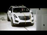 2017 Cadillac XT5 Crash Test