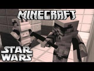 Minecraft: Прохождение карты ♛Star Wars♛ (Звездные войны)