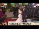 Casamiento de Messi y Antonella - La boda del año
