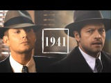 1941 Dean &amp Eliot Ness SPNTimeless