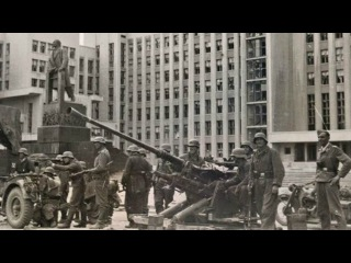 Беларусь пад нямецкай акупацыяй, дак. фільм, ч. 3   Беларусь под немецкой оккупацией