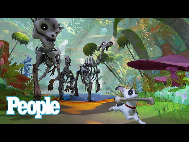 Raising A Rukus: Robert Stromberg's Magical Thrilling Animated VR Adventure | 360 | People