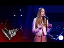 Erin performs 'Adventure Of A Lifetime': Semi Final | The Voice Kids UK 2017