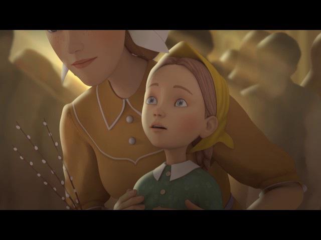 Необыкновенное путешествие Серафимы (2015) | Мультфильм