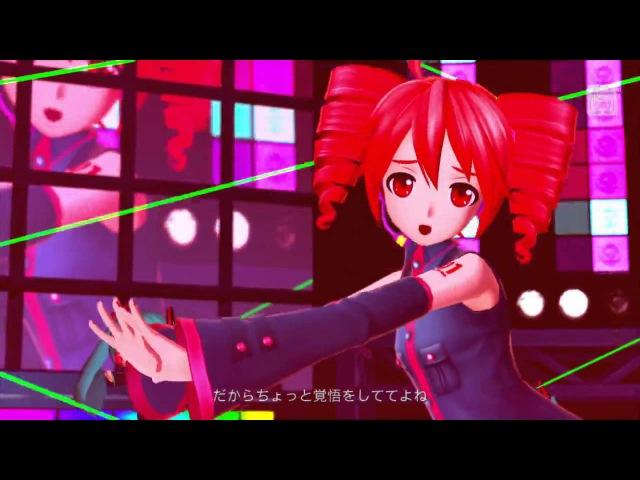 【Kasane Teto】TetoTeto Ni Shite Ageru♪ -Project DIVA F 2nd-【Cover Song】