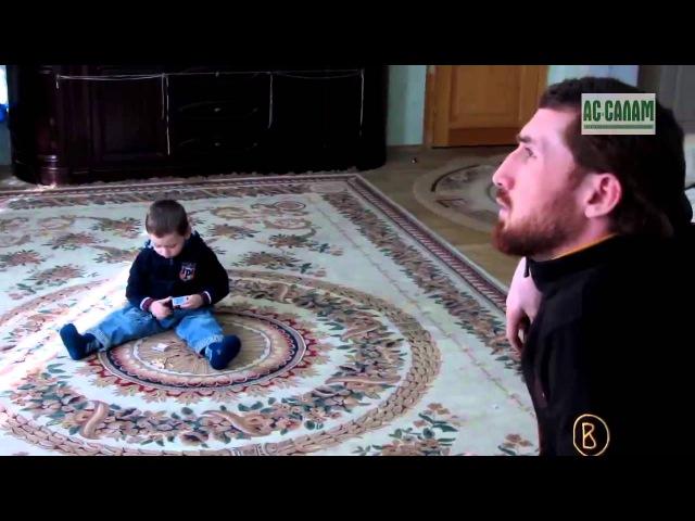 Социальный ролик Цените родителей