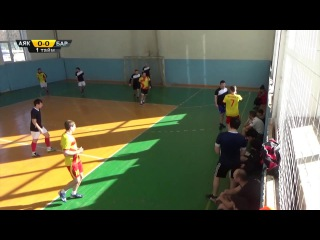 Лига Нартов 2016/17. 12-й тур. Аякс - Барсы