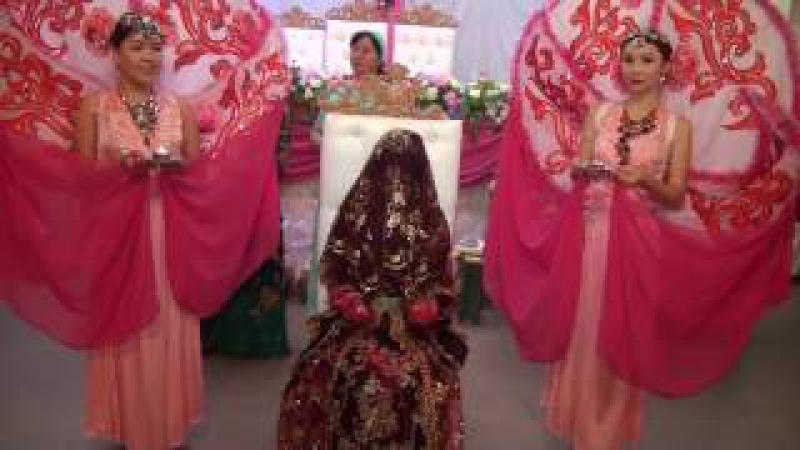 Выход невесты, МАМА не смогла сдержать слезы(HNA GEJESI)ANNE gözyaşlarını tutamadı ağladı