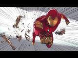 Spider-Man Iron Man In... Training Day, Part 3 | Marvel Video Comics | Disney XD