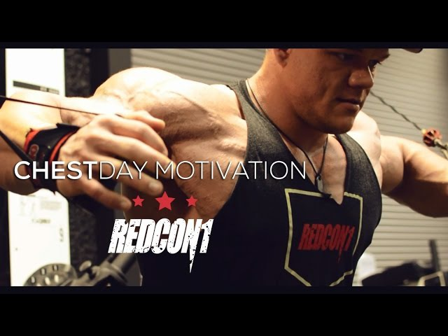 Total Motivation - Dallas McCarver - Chest Day