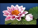 Quilling flowers Water Lily's (Nymphaeaceae) Seerose - Paper Water Lily