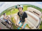 Artem S MiniSarkofag32 ProX Rope Jumping Chelyabinsk 2017 1 jump