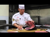 Bluefin Tuna Cutting - Meat Recovery [Part 4 of 6] © Prime Time Seafood