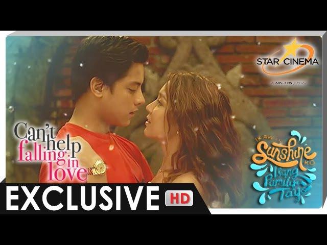 Star Cinema Summer ID 2017 featuring KathNiel Films Ikaw Ang Sunshine Ko Isang Pamilya Tayo