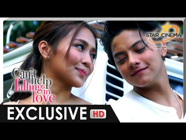 KathNiel for 'Can't Help Falling In Love' Promo Shoot