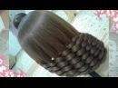 Peinados recogidos faciles para cabello largo bonitos y rapidos con trenzas para niña para fiestas74