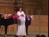 Зара Долуханова - К луне (1981 нем. муз. Франца Шуберта - ст. Людвига Хельти)