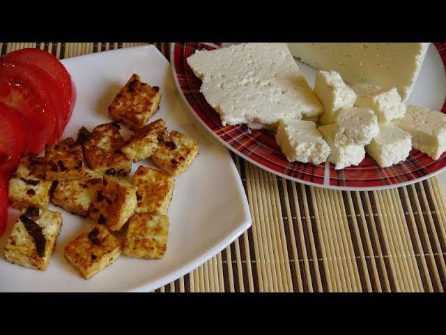 Как сделать домашний сыр панир. Приготовление сыра в домашних условиях.