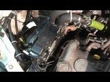 """Установка предпускового подогревателя """"Бинар-5Б"""" на Suzuki Wagon R+"""