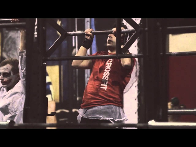 CROSSFIT TEIKA HALLOWEEN WOD | OCTOBER 2014