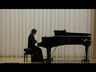 Джордж Гершвин «Любимый мой» /G. Gershwin. The Man I Love/, колыбельная, блюз