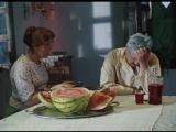 Опять ты мне эту икру поставила! Не могу я ее каждый день есть! Белое солнце пус