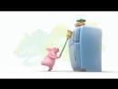 Ormie the Pig(короткометражный мульт)!